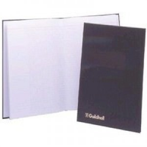 Guildhall Attendance Register 24 Openings 298x203mm Black