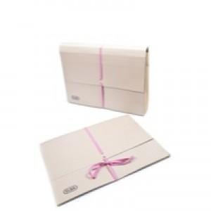 Elba Deed Legal Wallet Capacity 75mm Foolscap Buff Ref 100080792 [Pack 25]