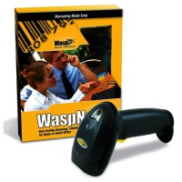 Image for Wasp Nest WLS9500-005 Laser Barcode Scanner with 6 foot USB Cable Ref 00633808503031