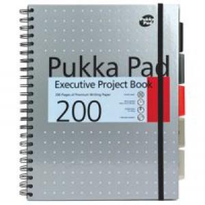Pukka A4 Metallic Project Book Code 6970-MET