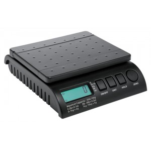 Postship Multi Purpose Scale 2g Increments Capacity16kg Black Ref PS160B