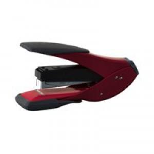 Rexel Easy Touch Half Strip Stapler Pink Code 2102636