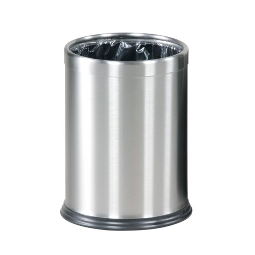 Rubbermaid Hide-A-Bag Receptacle Stainless Steel Bin Code FGWHB14SS