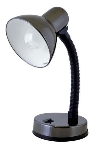 40W Classic Flexi Desk Lamp-Black L958BK