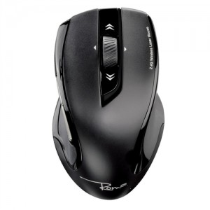 Hama Roma Mouse Optical Wireless 6 Button 1600dpi Black Ref 00053879