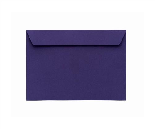 Juice Envelopes Wallet Peel and Seal 120gsm Blackcurrant Cordial C5 [Pack 250]