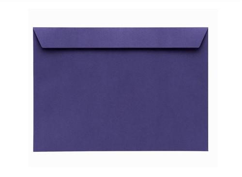 Juice Envelopes Wallet Peel and Seal 120gsm Blackcurrant Cordial C4 [Pack 250]