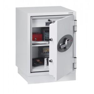 Phoenix Fire Fighter II Safe Electronic Lock 89kg 63 Litre White Ref FS0441E