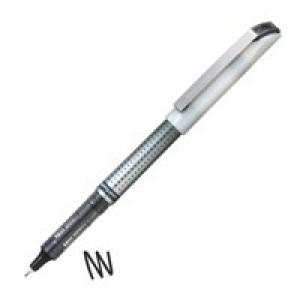 Uniball UB187S Eye Needle 0.7mm Ball Pen Black Code 153528379