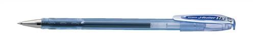 Zebra RX J Rollerball Pen 0.7mm Medium Blue