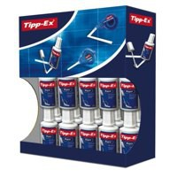 Tipp-Ex Rapid Correction Fluid Value Pack 15 + 5 Free Box 20