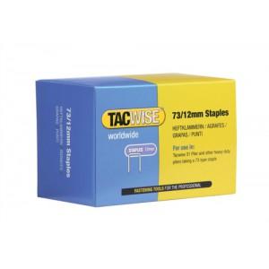 Rapesco Tacwise 73/12 Staples Box 5000 Code 0457