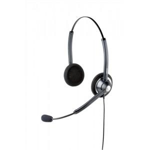 Jabra BIZ 1900 Duo Stereo Headset Wired Code 1989-820-104