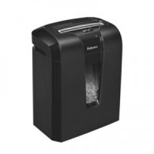 Fellowes Powershred® 63Cb Cross- Cut Personal Shredder with Jam Blocker