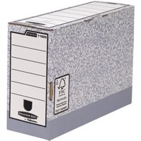 Fellowes Bankers Box Transfer File 120mm Ref 1180501 [Pack 10]