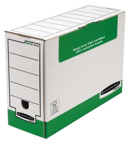 Fellowes Bkr/Bx Green Transfer File