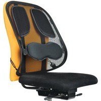 Fellowes Prof Series Mesh BackSupport