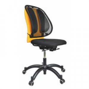 Fellowes Office Suites Back Support Mesh For Attaching To Chair Code 8036501