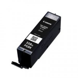 Canon Ink Cartridge Black PGI-550XL PGBK