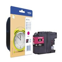 Brother LC125 Magenta Ink Cartridge Code LC125XLM