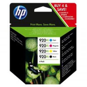 HP 920XL Combo Multi-Pack 4 C2N92AE