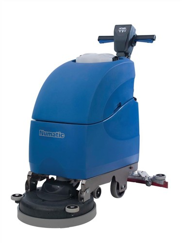Numatic TTB4045 Floor Cleaner Battery Operated Scrubber Drier Code 776286