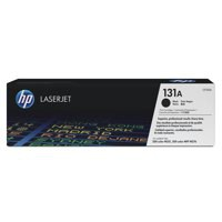 Hewlett Packard No131A LaserJet Toner Cartridge Black CF210A