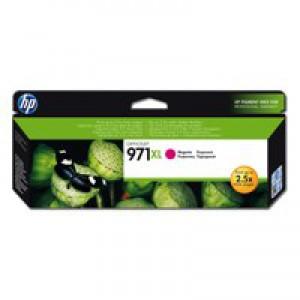 HP No 971XL Ink Cart Magenta CN627AE
