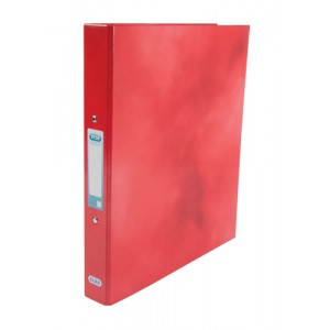 Elba Classy 2O RBinder A4 Red 400017755