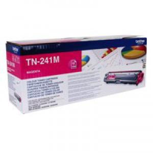 Brother TN241M Laser Toner Cartridge Magenta