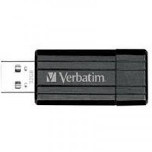 Verbatim Pinstripe 32GB USB Drive 49064