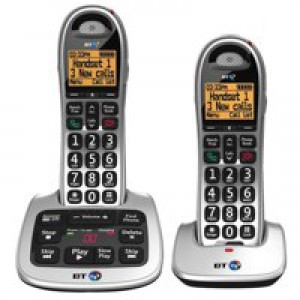 BT 4000 Twin Dect Phones
