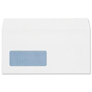 Plus Fabric DL Window Envelope Small Pack R10030