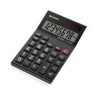 Sharp  EL310ANWH Semi Desk Calculator