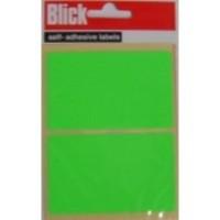 Blick Green Label Fluorecnt Bag 50x80mm