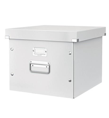 Leitz Click & Store Suspension File Storage Box A4 White Ref: 60460001