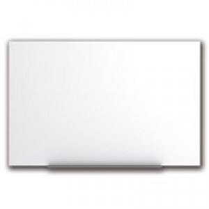 Bi-Silque Magnetic Tile Whiteboard 1480x980mm Pack Of 2