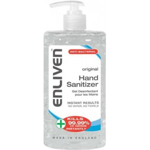 Enliven Hand Sanitizer Original 500ml Ref 502169