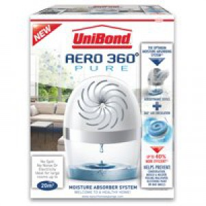 UniBond Aero 360 Moisture Absorber White