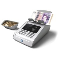 Image for Safescan 6185 Coin & Banknote Counter