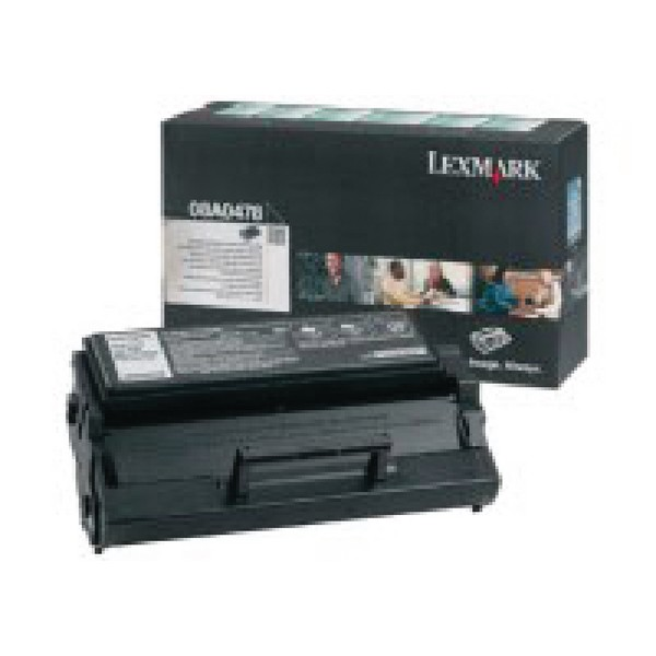 Lexmark Black 08A0144 Toner Cartridge