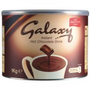 Galaxy Instant Hot Chocolate Powder 1kg A01950