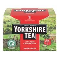 Yorkshire Tea Naked String & Tag Pack 100