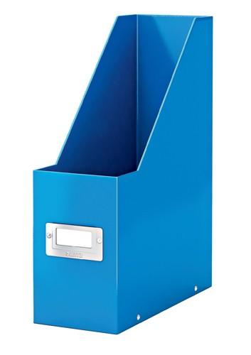 Leitz WOW C&S Mag File Blu-60470036