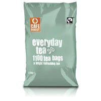 Cafe Direct Tea Direct Polybag Tea Bag 2gm Pack of 1100 TW13204
