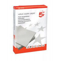 Image for 5 Star A4 75gsm FSC paper Pk500