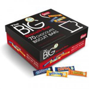 Nestle Big Chocolate Box Assorted 99 Calories Per Bar Pack 70