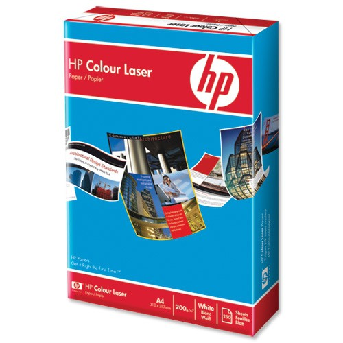Hp Colour Laser Pefc A3 100Gm2 500Sh Wht