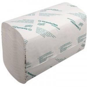 Scott Performance Hand Towel 1-Ply White Pack of 15 6661