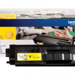 Brother TN321Y Toner Cartridge Yellow